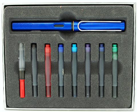 Lamy Holiday Colors Gift Set Al-Star Ocean Blue