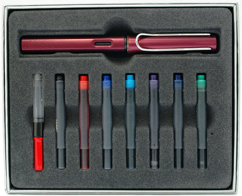 Lamy Holiday Colors Gift Set Al-Star Purple