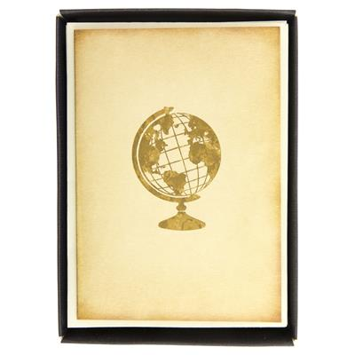 Graphique Heritage Globe Cards