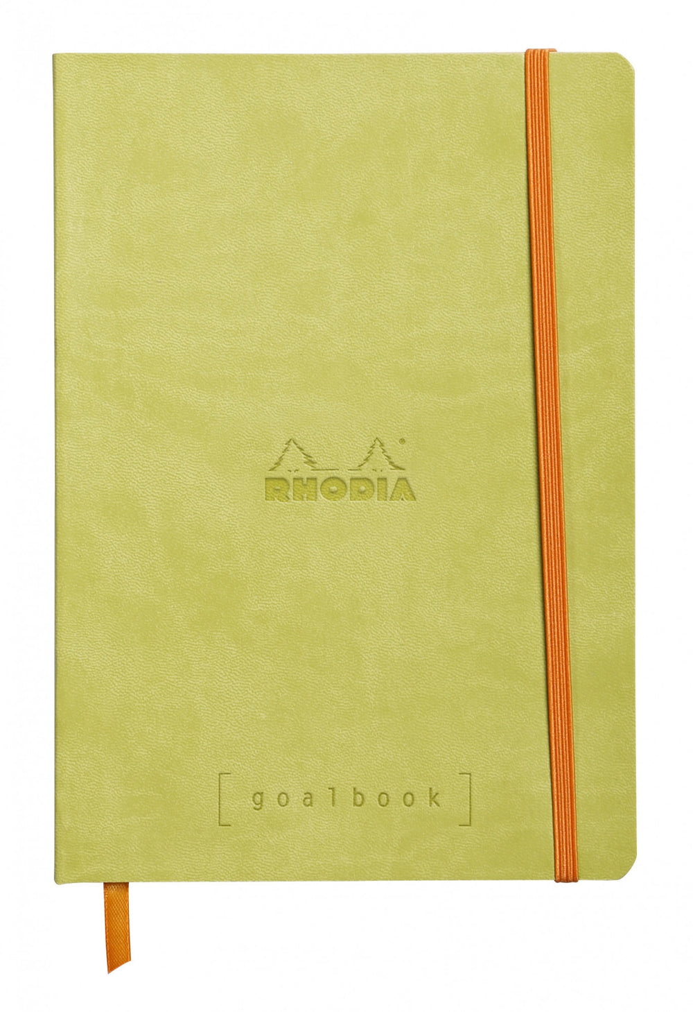 Rhodia Goalbook Anise