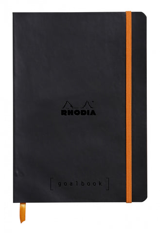 Rhodia Goalbook Black