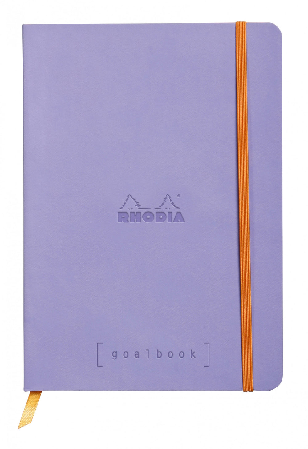 Rhodia A5 Goalbook- Iris
