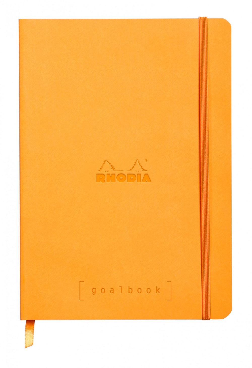 Rhodia Goalbook Orange
