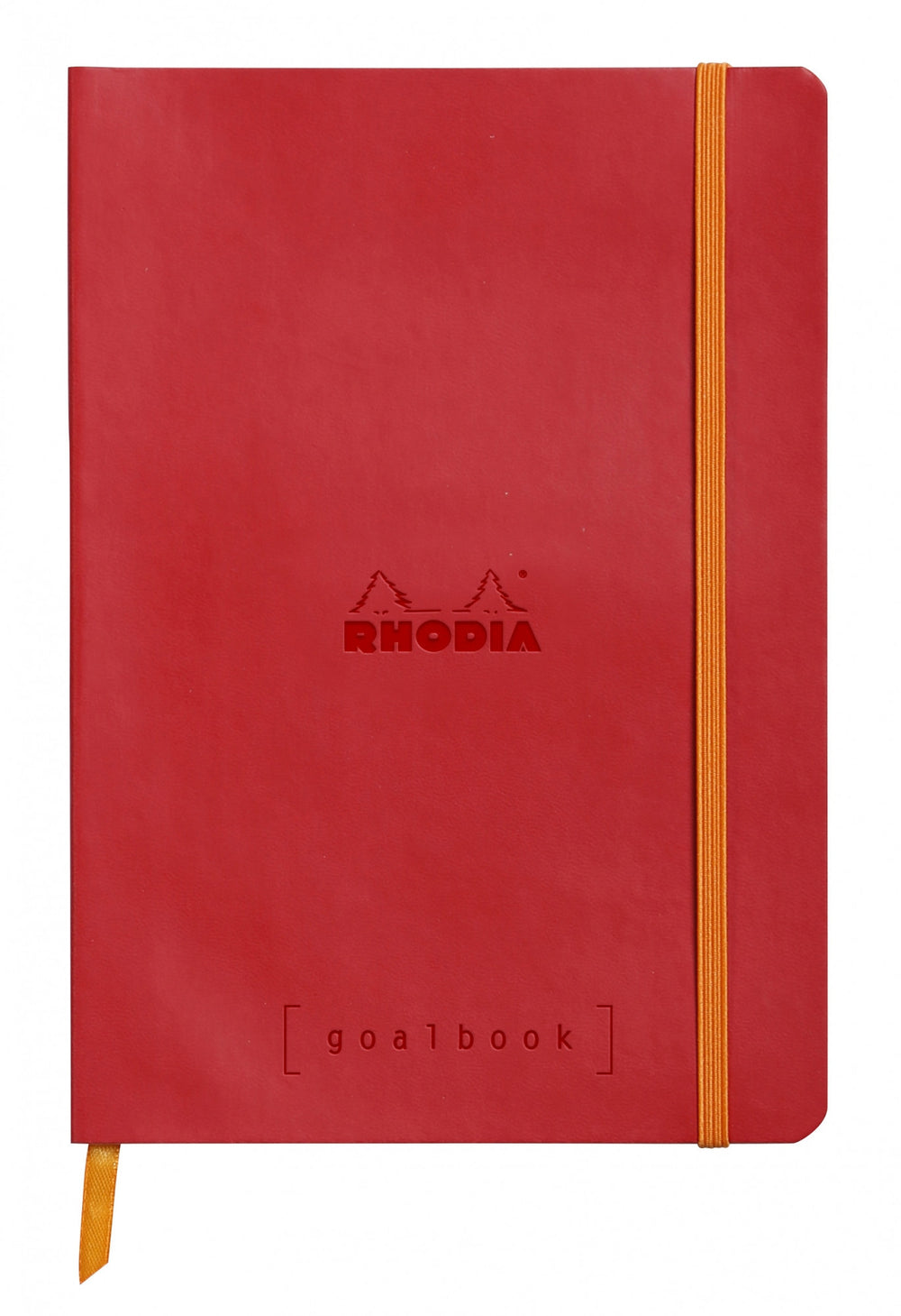 Rhodia Goalbook Poppy