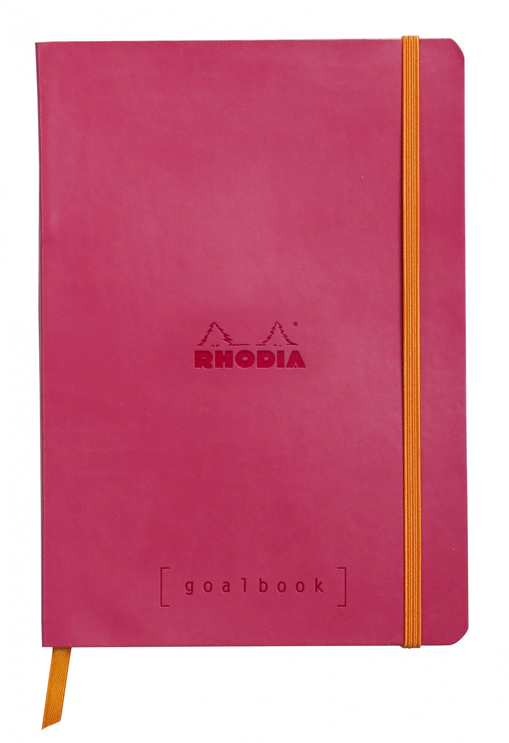Rhodia Goalbook Raspberry