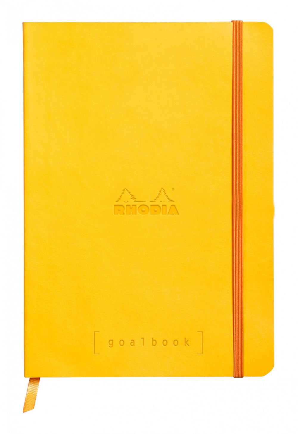 Rhodia Goalbook Yellow