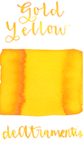 DeAtramentis Standard Gold Yellow