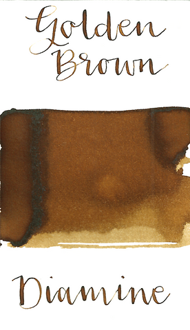 Diamine Golden Brown