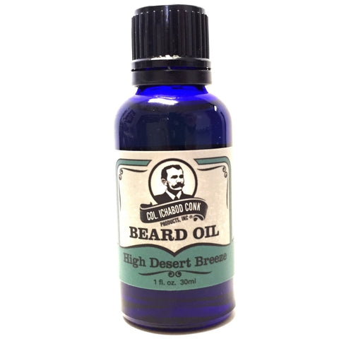 Colonel Conk Natural High Desert Breeze Beard Oil