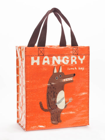 "Blue Q Handy Tote ""Hangry"""