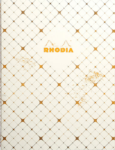 Rhodia Heritage Collection Checkered 32 Page