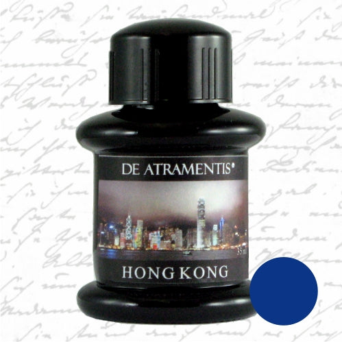 DeAtramentis City Hong Kong, Pacific Blue