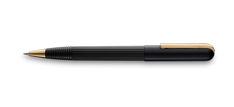 Lamy Imporium Black/Gold Trim Pencil