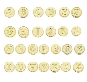 Freund Mayer Build Your Own Wax Seal Kit- Initials