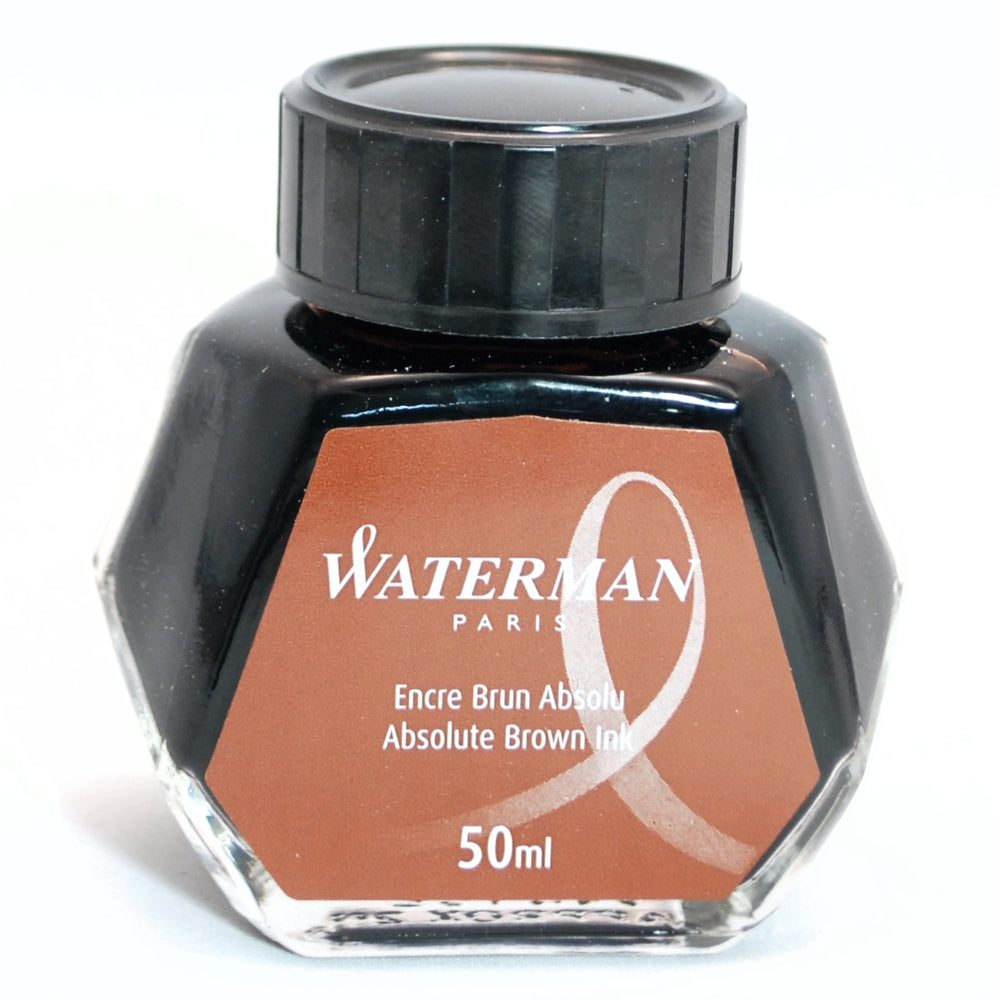 Waterman Absolute Brown Ink