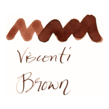 Visconti Brown Ink