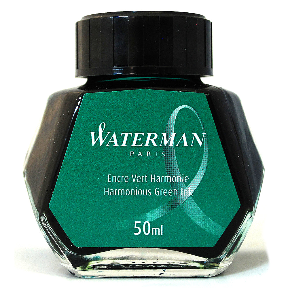 Waterman Harmonious Green Ink