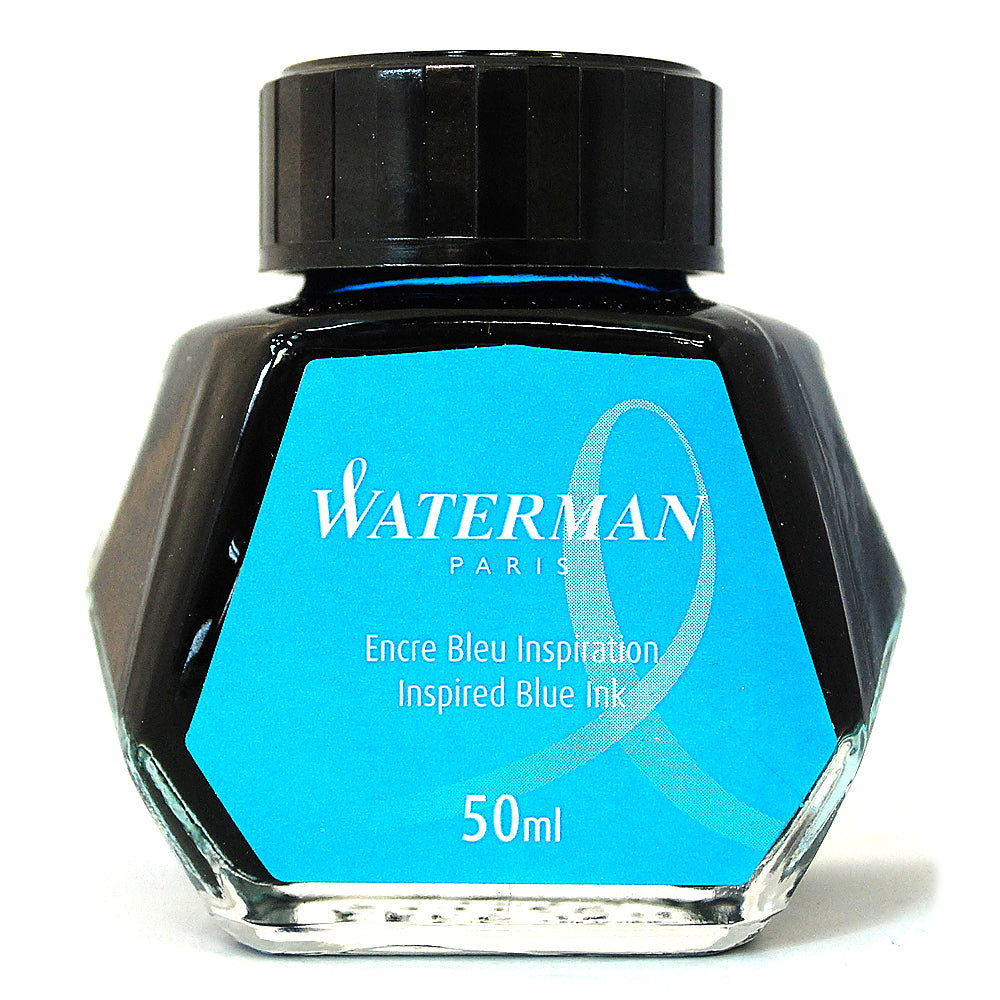 Waterman Inspired Blue Ink