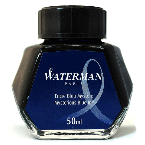 Waterman Mysterious Blue Ink