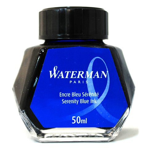 Waterman Serenity Blue Ink