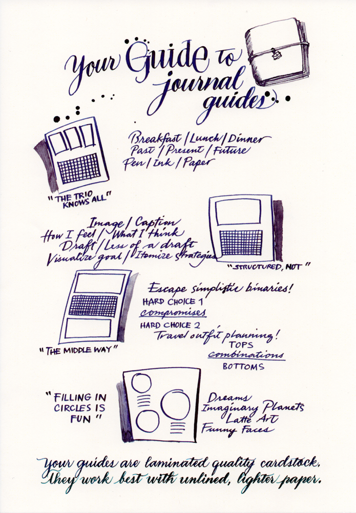 "Leigh Reyes ""Journal Guides"""
