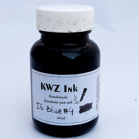 Empty Ink Bottle - KWZ