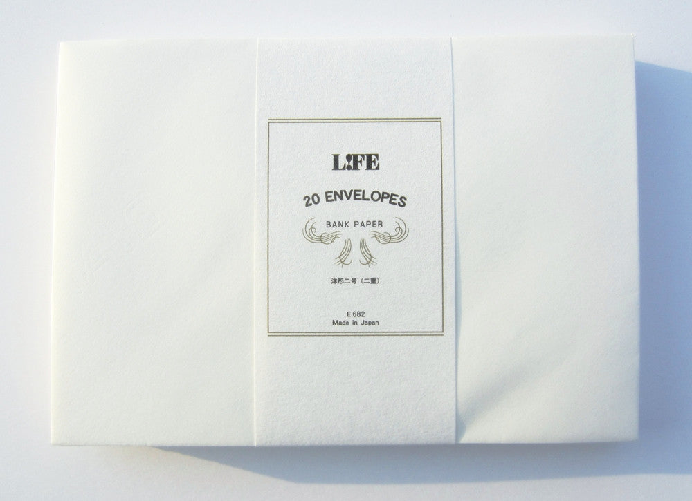 Life Stationery Bank Paper Small Envelopes
