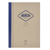 Life Stationery Margin B5 Side Bound