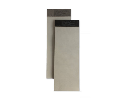 Apuntes Tortilla Wrapping Half A4 List Notepad- White Dot Grid