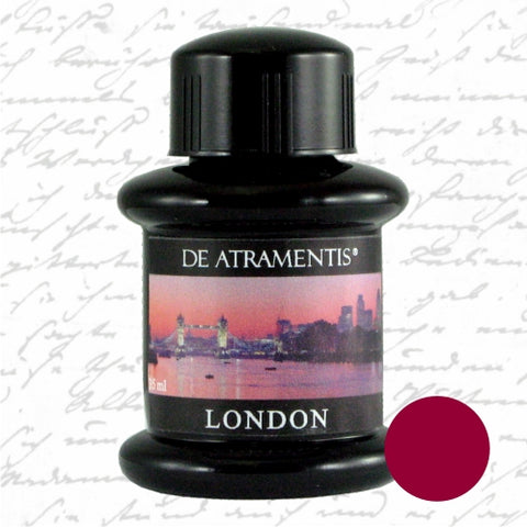DeAtramentis City London, Ruby Red