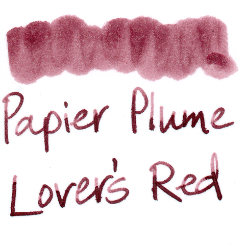 Papier Plume Lover's Red