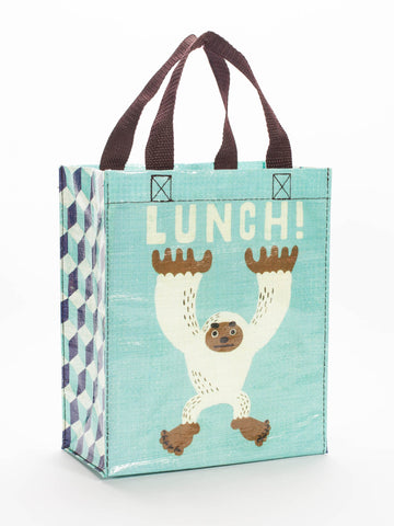 "Blue Q Handy Tote ""Lunch"""