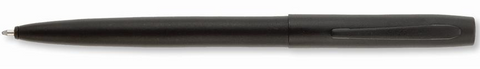 Fisher Cap-O-Matic Space Pen - Matte Black