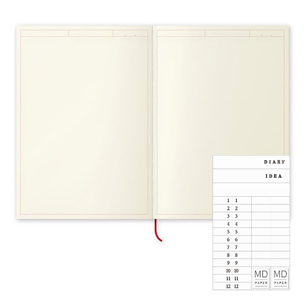 Midori MD A5 Notebook Journal - Frame