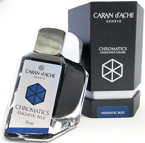 Caran dAche Magnetic Blue