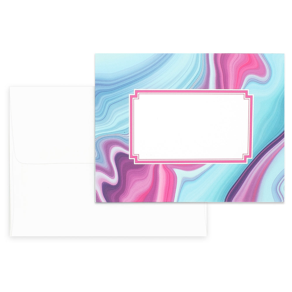 RosanneBeck Marbled Notecards