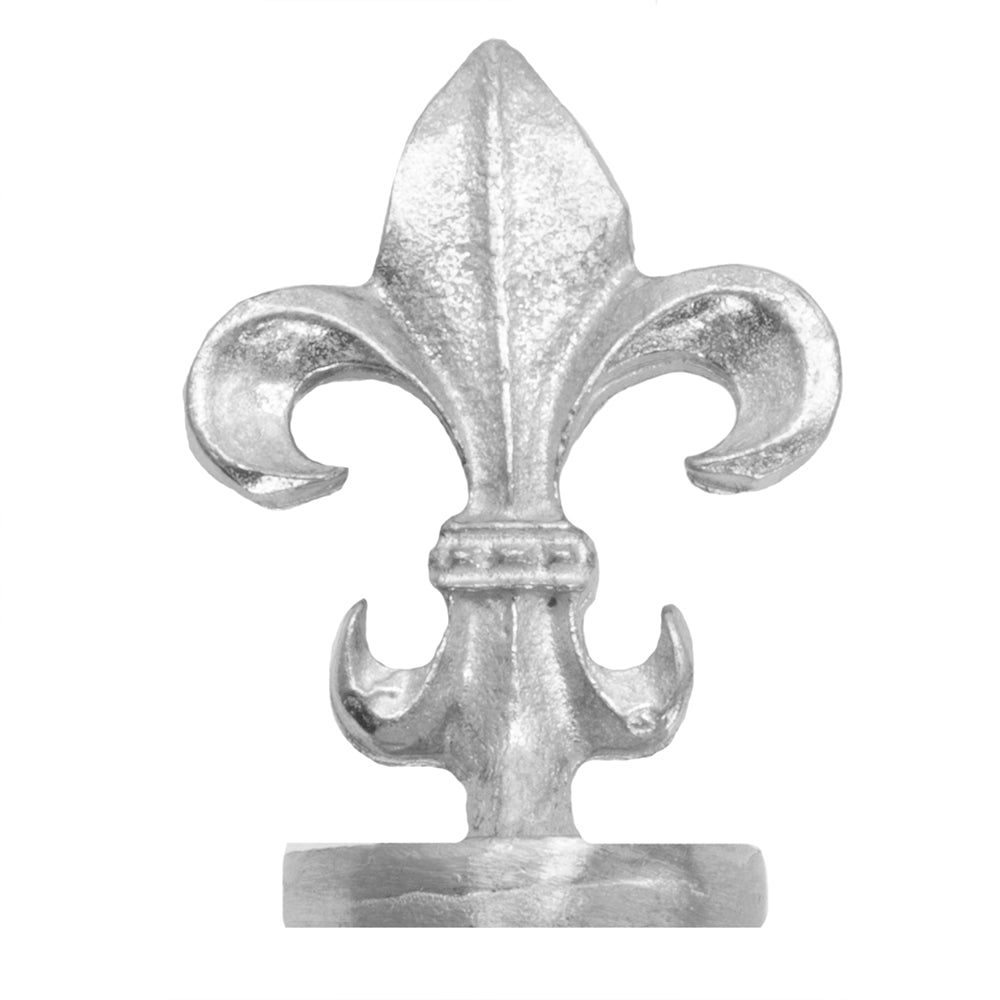 "Global Solutions Metal Wax Seal Fleur De Lis Handle ""Clear & Classy"" Letters"