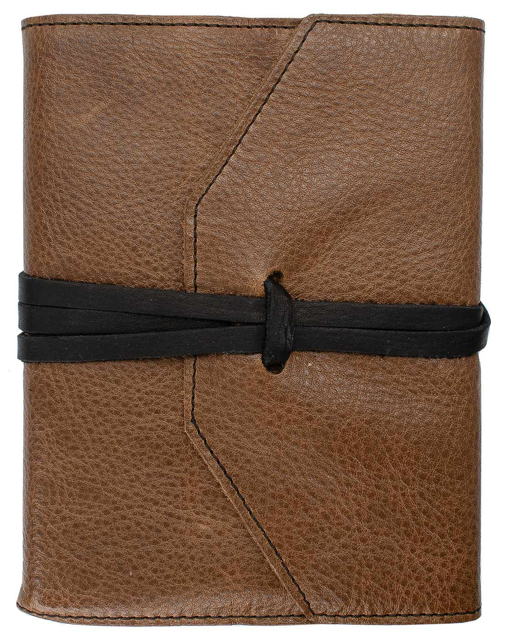 Manufactus Milano Journal- Vintage Brown Leather