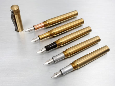 Karas Kustoms Mini Fountain K Brass