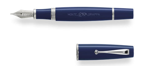 Montegrappa Monte-Grappa Blue Fountain