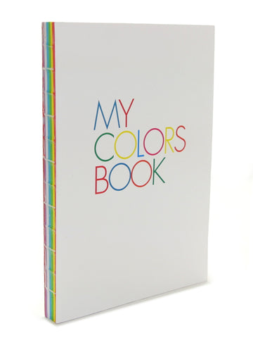 NAVA Design My Colors Book