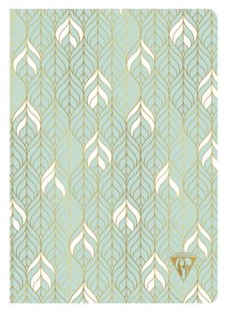 "Clairefontaine A5 Neo Deco Notebook ""Sea Green"""