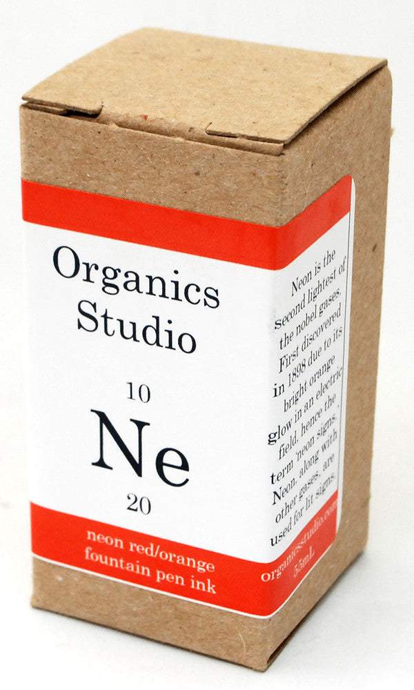 Organics Studio Elements Neon Red/Orange