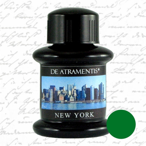 DeAtramentis City New York, Emerald Green