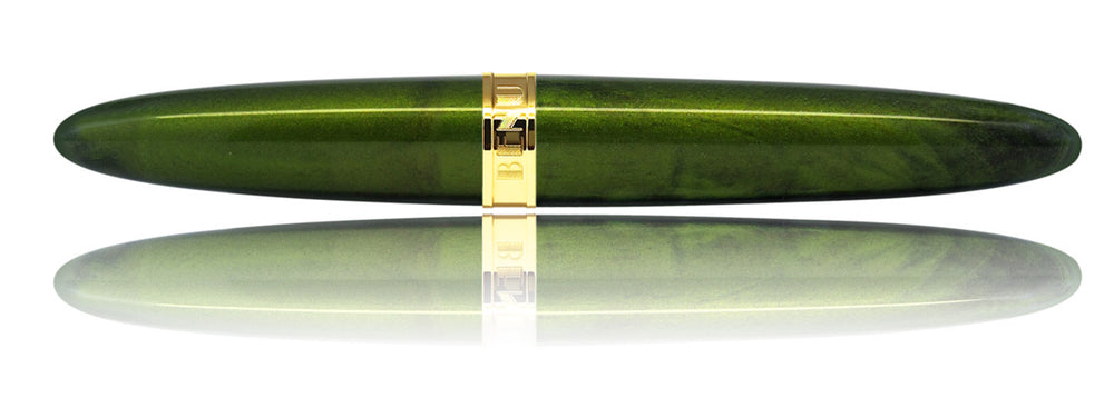 BENU Minima Collection Olive Green Fountain Pen