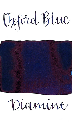 Diamine Oxford Blue