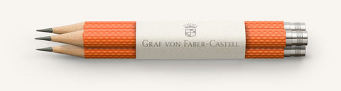 Faber-Castell Perfect Pencil Burned Orange replacement pencils