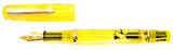 Narwhal Pens Original Fountain Pen- Yellow Tang