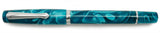Narwhal Pens Piston Filler Fountain Pen- Poseidon Blue
