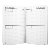 Inky Fingers Pocket Bullet Planner Notebook